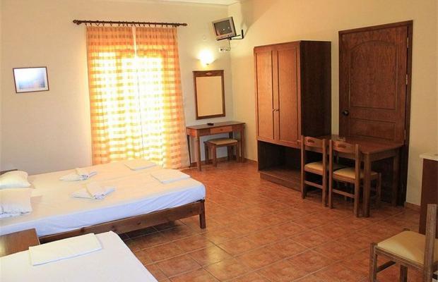 фотографии отеля Panos Beach Hotel изображение №15