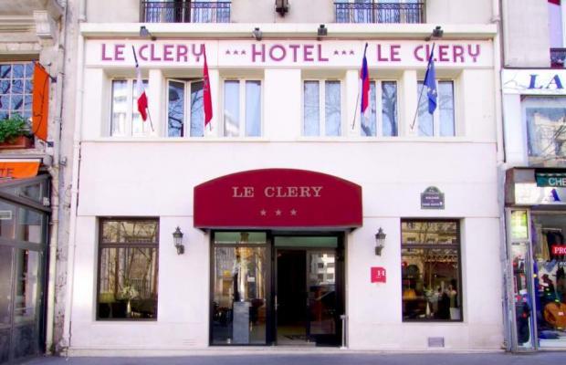 фото отеля Le Clery изображение №1