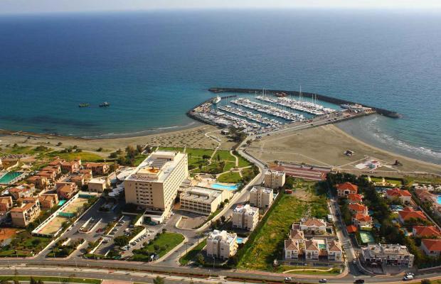 фото отеля St Raphael Resort (ex. Sheraton Limassol and Pleasure Harbour) изображение №1