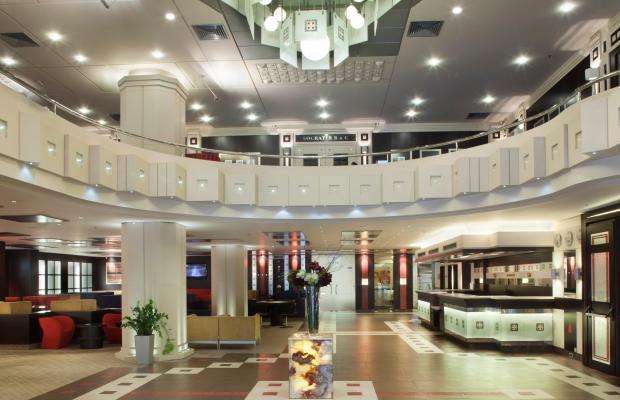 фотографии Crowne Plaza Athens City Centre изображение №32