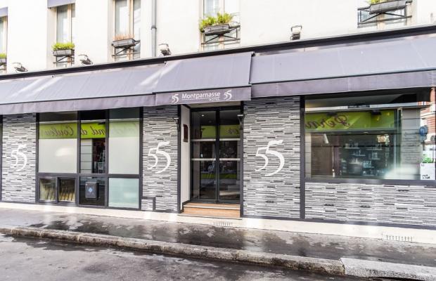 фото отеля Le 55 Montparnasse изображение №1