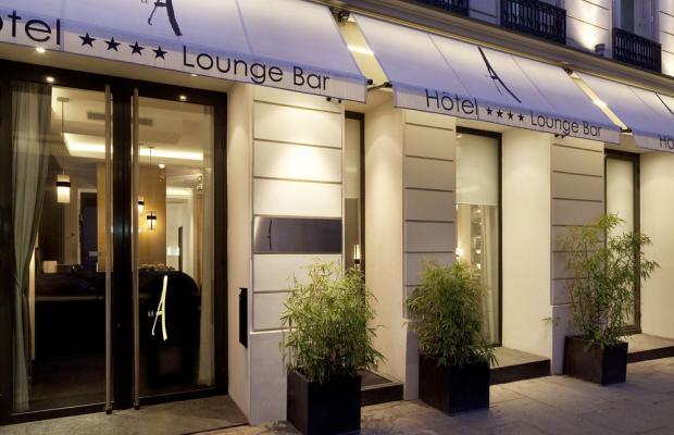 фото отеля Le A изображение №1
