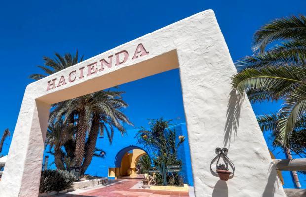 фото отеля Charming Hotel Hacienda изображение №1