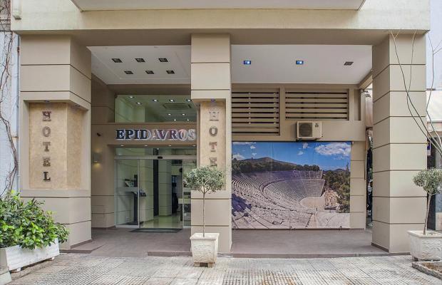 фотографии Epidavros Hotel изображение №12
