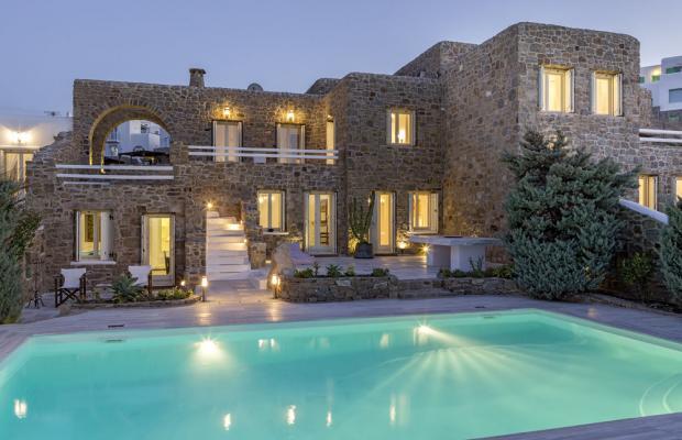 фотографии отеля Mykonos Dream Villas изображение №15