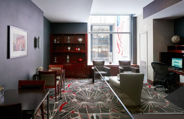 фото отеля Club Quarters Hotel Opposite Rockefeller Center изображение №33