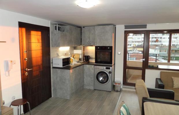 фотографии отеля Sunset Apartment Burgas изображение №19