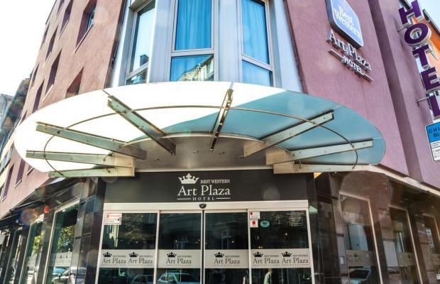 фото Best Western Art Plaza (ex. Kolikovski Boutique Hotel) изображение №2