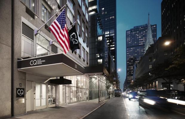 фото отеля Club Quarters Hotel Opposite Rockefeller Center изображение №25