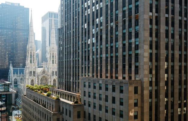 фотографии отеля Club Quarters Hotel Opposite Rockefeller Center изображение №11