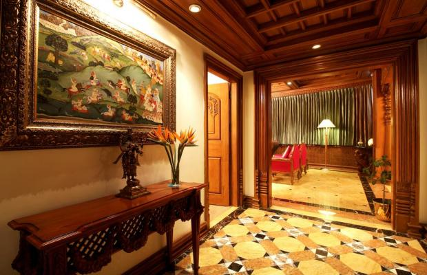 фото отеля Le Royal Meridien Chennai изображение №17