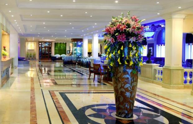 фотографии отеля Radisson Blu Hotel Chennai изображение №19