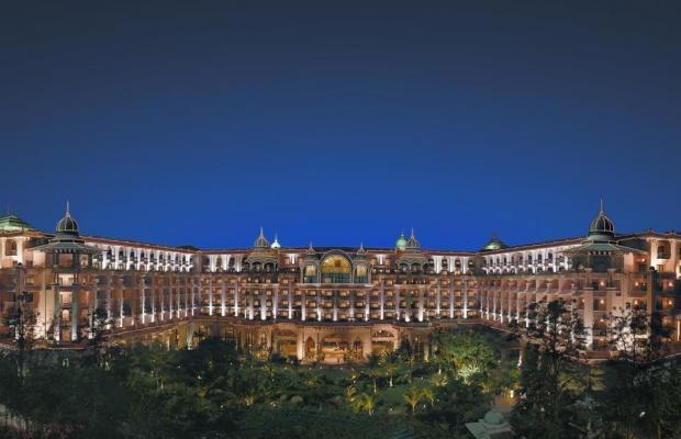 фотографии отеля Kempinski The Leela Palace Bangalore изображение №11
