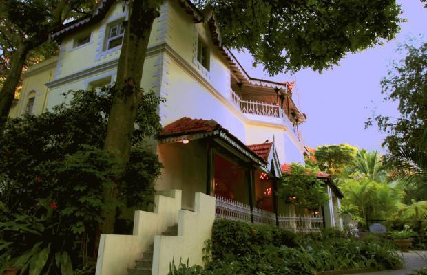 фотографии отеля Taj West End изображение №43