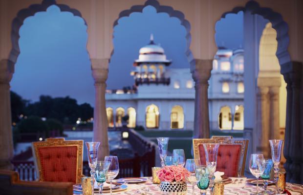фото отеля Taj Rambagh Palace (ex. Ram Bagh Palace) изображение №97