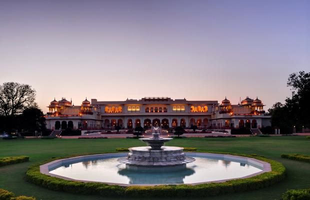 фото Taj Rambagh Palace (ex. Ram Bagh Palace) изображение №66