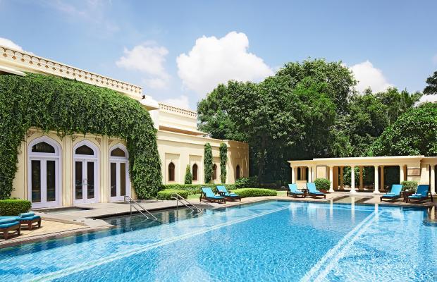 фото отеля Taj Rambagh Palace (ex. Ram Bagh Palace) изображение №1