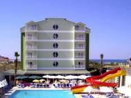 Side Aurora (ex. Jasmin Side Hotel; Club Side Antemis), 4*