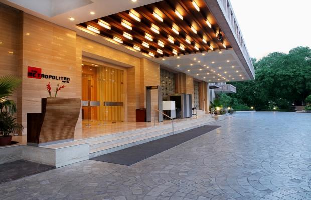 фотографии отеля The Metropolitan Hotel & Spa изображение №43