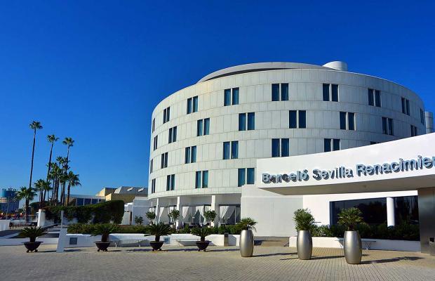 фотографии отеля Barcelo Renacimiento изображение №19