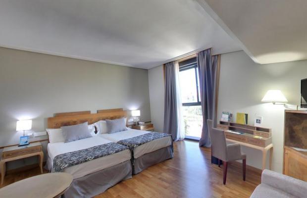 фотографии отеля Silken 7 Coronas изображение №7