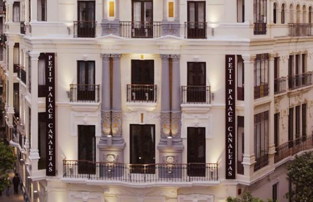 фотографии Petit Palace Canalejas изображение №48