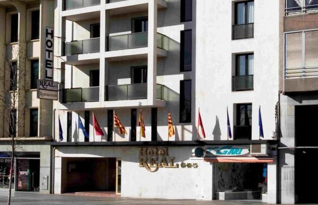 фотографии отеля Hotel Real Lleida изображение №3