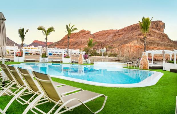 фотографии отеля THe Hotel Puerto de Mogan (ex. Club de Mar) изображение №23