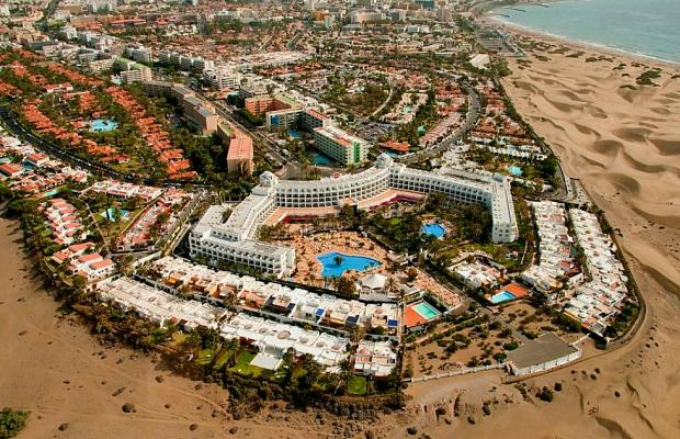 фото отеля Hotel Riu Palace Maspalomas изображение №1