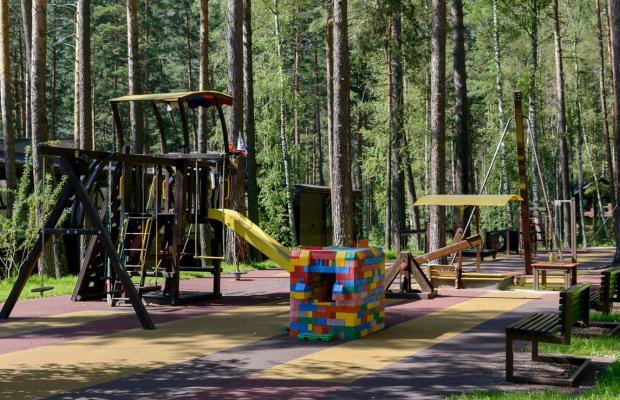фотографии отеля Алтика Эко-Отель (Eco-Hotel Altika) изображение №31