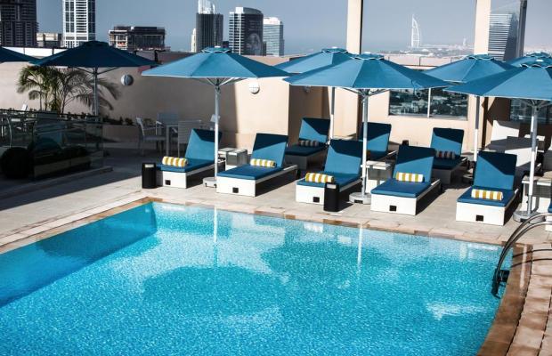 фото Pullman Dubai Jumeirah Lakes Towers Hotel and Residence изображение №6