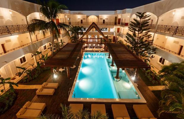 фотографии отеля HM Playa Del Carmen (ex. Carmen Inn) изображение №55