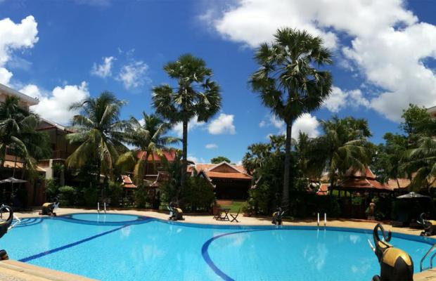 фотографии отеля Apsara Angkor Hotel изображение №3