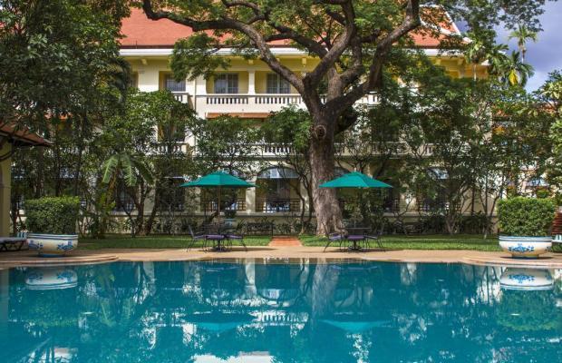 фотографии Raffles Hotel Le Royal изображение №16