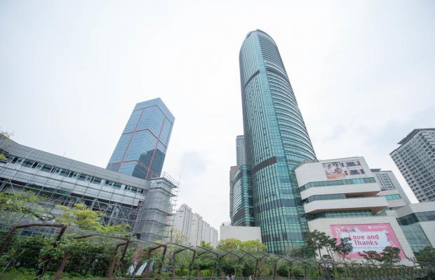 фото отеля Sheraton Seoul D Cube City изображение №1