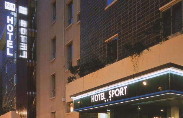 фото отеля NH Sport изображение №25