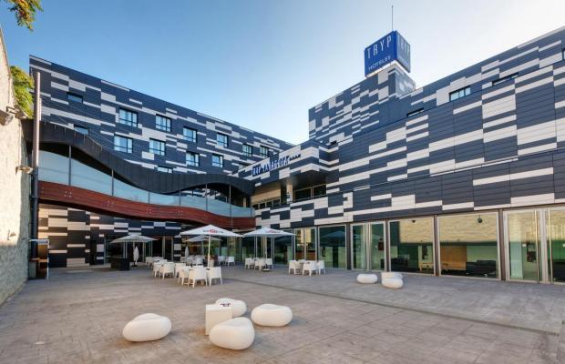 фото отеля Tryp Zaragoza изображение №29