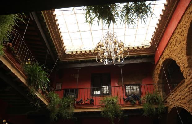 фотографии отеля La Casona de Calderon изображение №3