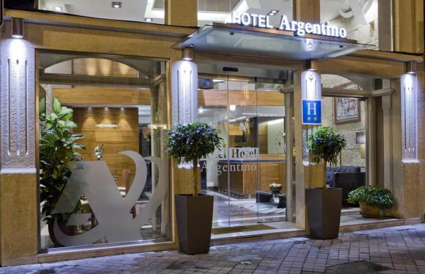 фотографии отеля Argentino изображение №23