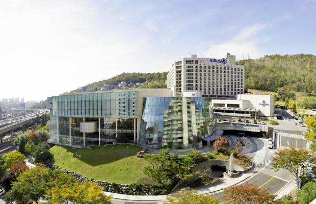 фотографии отеля Grand Hilton Seoul изображение №19