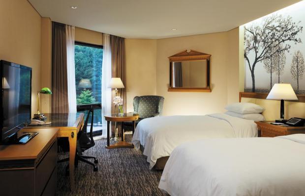 фото Grand Hilton Seoul изображение №10