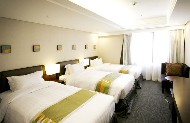 фото Best Western Premier Seoul Garden Hotel (ex. Holiday Inn Seoul; The Seoul Garden Hotel) изображение №50