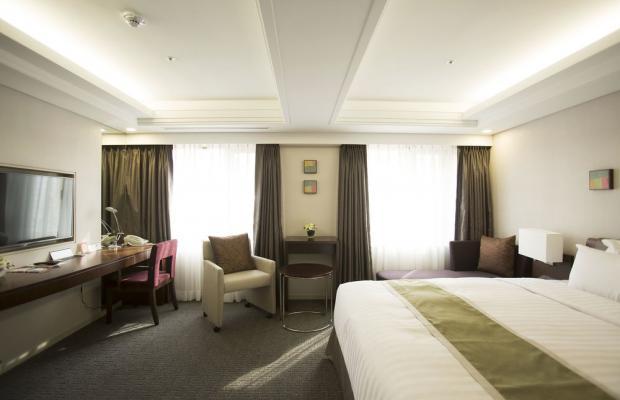 фотографии Best Western Premier Seoul Garden Hotel (ex. Holiday Inn Seoul; The Seoul Garden Hotel) изображение №36