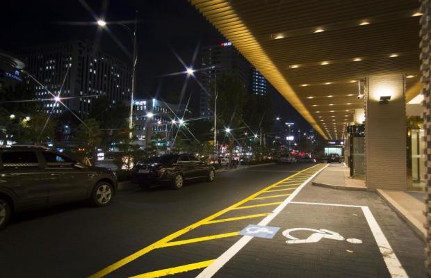 фотографии Best Western Premier Seoul Garden Hotel (ex. Holiday Inn Seoul; The Seoul Garden Hotel) изображение №24