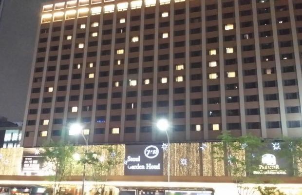 фото Best Western Premier Seoul Garden Hotel (ex. Holiday Inn Seoul; The Seoul Garden Hotel) изображение №2