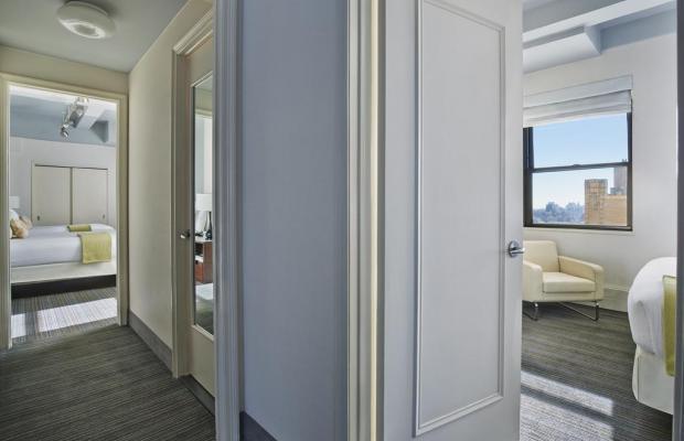 фотографии отеля Stewart Hotel (ex. Affinia Manhattan) изображение №27