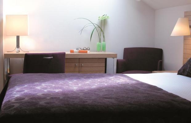 фотографии отеля NH Hesperia Zaragoza изображение №3