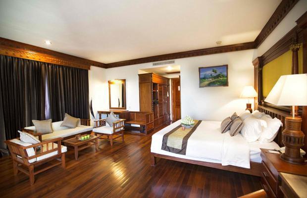 фотографии отеля Empress Angkor Resort & Spa изображение №19