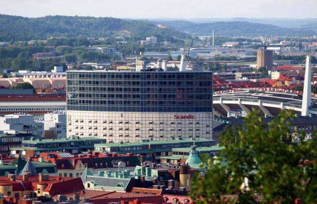 фотографии отеля Scandic Opalen изображение №3
