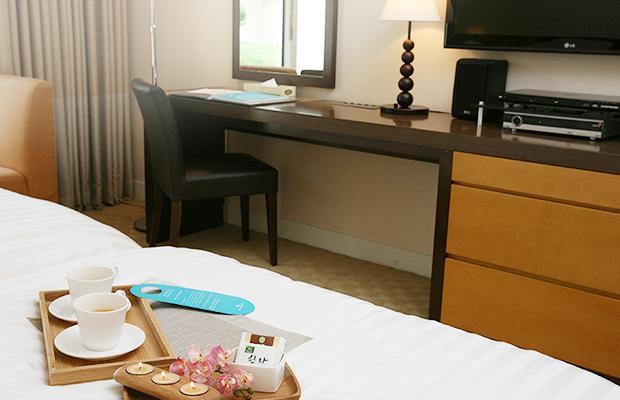 фотографии отеля The Suites Hotel Jeju изображение №3